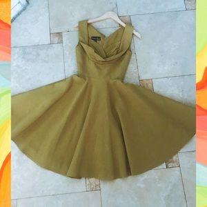 Trashy Diva 💚 Full Swing Dress